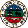 Seal of the Town of Wilson, New York - 1818